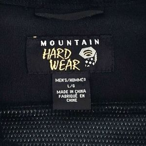Mountain Hardwear Jackets & Coats - Mountain Hardware Men's Wind-Stopper Fleece Vest